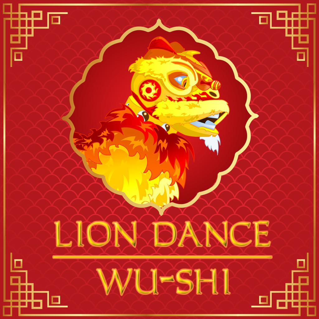 Lion Dance Wu-Shi